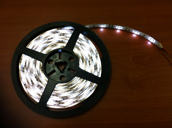 Led strip mart 5m new 300 led light strip 3528 5050 smd led strip lights white colour actual product mozeypictures Choice Image